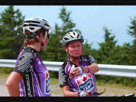 2012 Maritime Bike Tour Movie