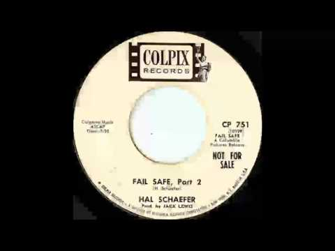 The Hal Schaefer Quintet – Fail Safe