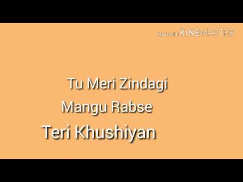 Chahunga Main Tujhe Hardam Lyrics With Song