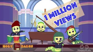 This Little Light Of Mine I Popular Bible Rhymes I Bible Songs For Children | Holy Tales Bible Songs