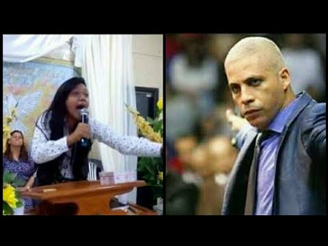 Pr.Junior Trovão & Eveny Braga  -   Vai Te Impactar