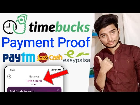 TimeBucks – TimeBucks Payment Proof – TimeBucks Earn Money – TimeBucks Real Or Fake