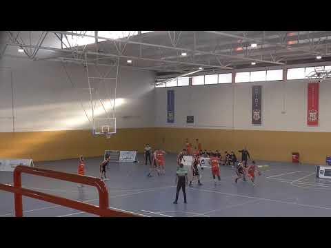 San Antonio Cáeres Basket Vs Sagrado Corazón