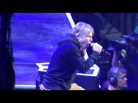 Iron Maiden:Children of the Damned (live at the Barclaycard Arena, Birmingham, 21/5/2017)