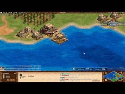 AoE2 - Expert Archipelago? Nilpferd vs Classicpro