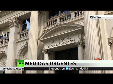 """""""Situación actual en Argentina requiere un cambio de política monetaria"""""""
