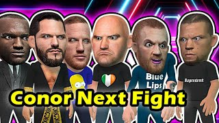 Conor McGregor Next Fight options