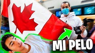 VIAJO A CANADÁ A DAR MI PELO A FERNANFLOO - TheGrefg