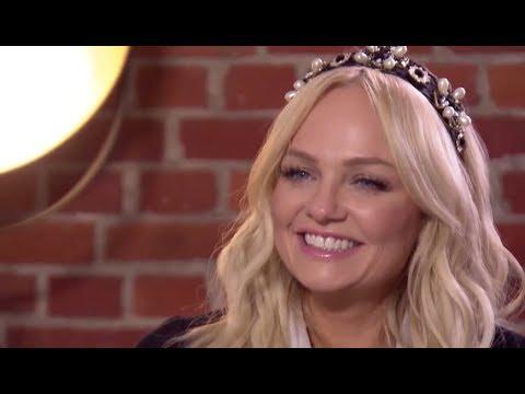 """Interview mit """"Spice Girl"""" Emma Bunton in Hamburg"""