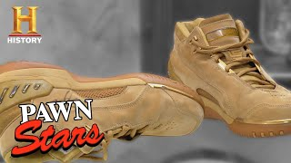 Download Pawn Stars: Chumlee Knows His Kicks | History Mp3 and Videos