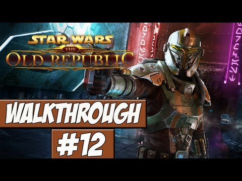 Star Wars: The Old Republic Walkthrough Ep.12 w/Angel - Imperial Fleet!
