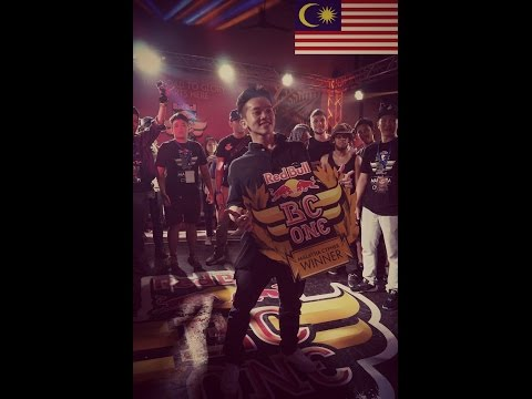 Red Bull Bc One Malaysia Cypher 2015 Full