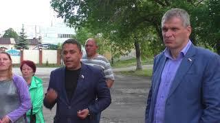 В Ульяновске прошёл пикет против повышения цен на бензин