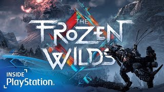 Horizon Zero Dawn: The Frozen Wilds - Das ist neu im fetten PS4 DLC! Story, Gameplay, Maschinen...