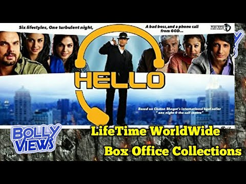 HELLO Bollywood Movie LifeTime WorldWide Box Office Collections Verdict Hit Or Flop