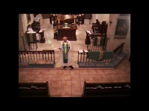 Fr. PJ WOODALL 7/15/18