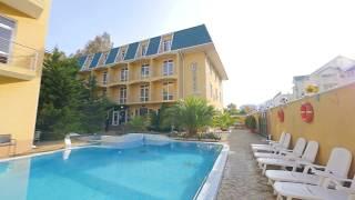 Элитный 3-звёздочный гостиничный комплекс в Сочи, микрорайон Адлер