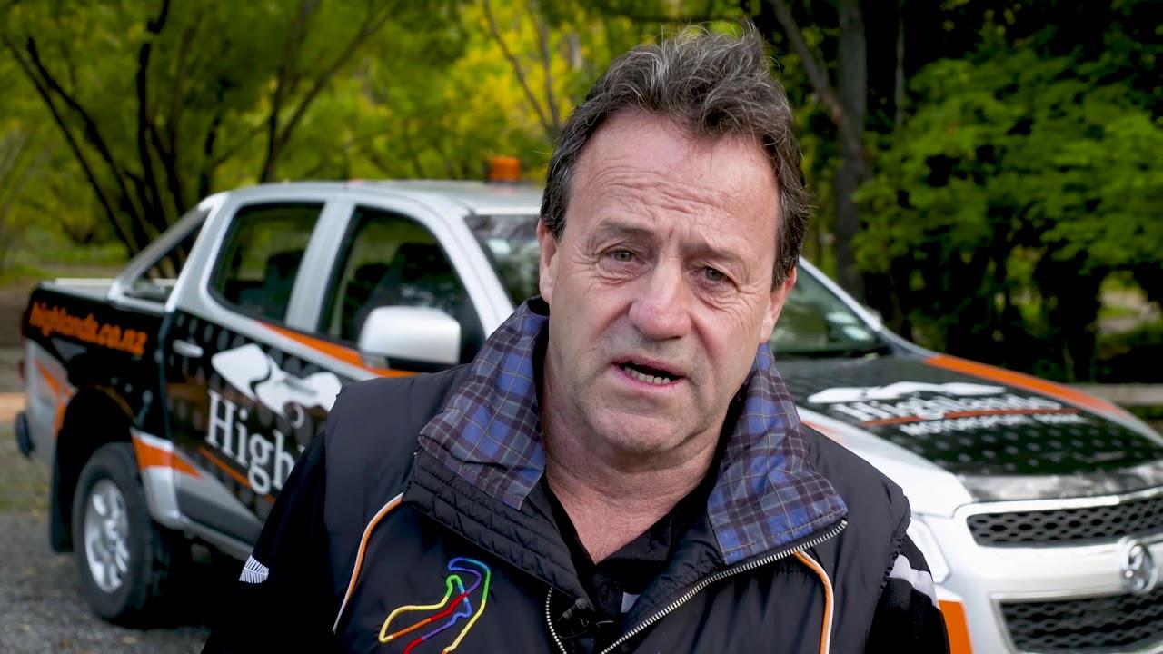 Targa New Zealand – THE ULTIMATE ROAD RACE