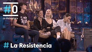 LA RESISTENCIA - Entrevista a Hinds | #LaResistencia 18.10.2018