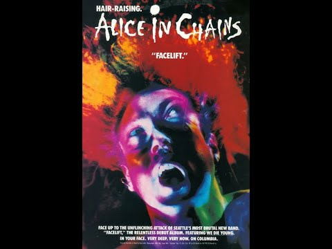 """Alice In Chains to release """"Facelift"""" 30th anniversary edition deluxe box set"""