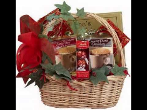diy christmas basket decorating ideas - Christmas Basket Decoration Ideas