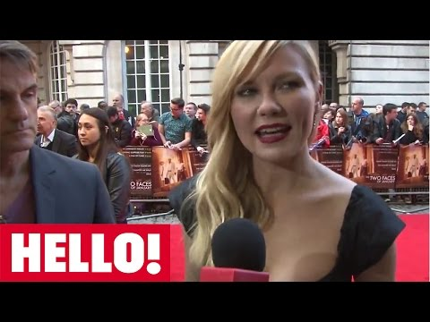Kirsten Dunst, Daisy Bevan and Oscar Isaac talk to HELLO! about their new film, The Two Faces of Jan