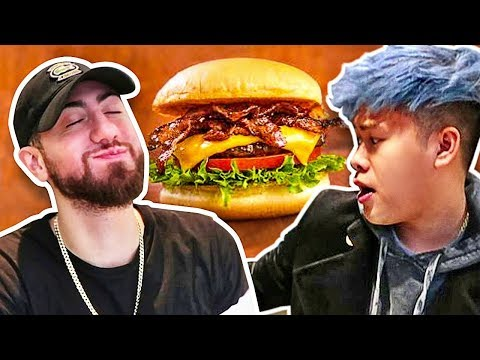 Who Can Cook The Perfect BURGER?! *TEAM ALBOE COOK OFF CHALLENGE*