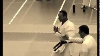 Thomas Marti Herzogenbuchsee Karate Shotokan JSKA 5.DAN