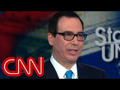 Steven Mnuchin: Taxes will go up for the rich (full interview)