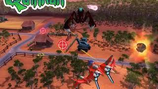 TY the Tasmanian Tiger 3: Gunyip action