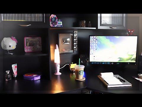 Desk Tour   XURBANSIMSX