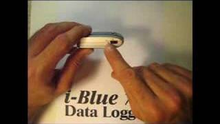 i-blue 747 data logger review