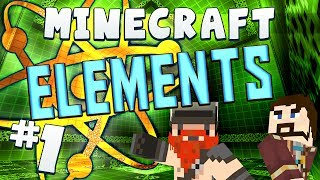 Minecraft - Elements #1 - Don