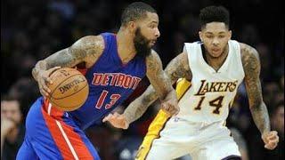 LAL VS DET DREAM11 NBA FANTASY BASKETBALL MATCH (LOS ANGELES LAKERS VD DETROIT PISTONS) 27 MARCH