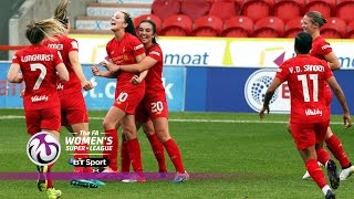 Doncaster Rovers Belles 1-3 Liverpool Ladies | Goals & Highlights