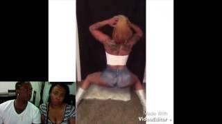Fuck It Up Challenge (Stripper Bod Edition) | BEM GANG