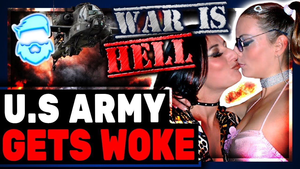 Woke Backfire For ABSURD New Army Recruitment Ad!