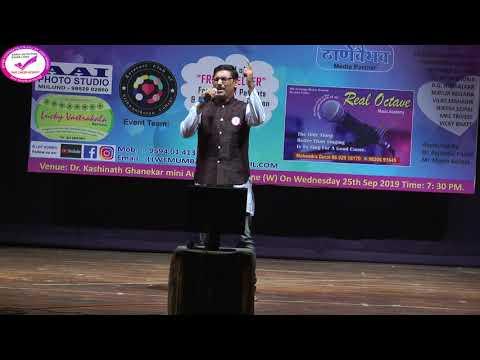 VICKY BHATT | TU HI MERI SHAB HAI | Live Life Welfare Foundation Mumbai
