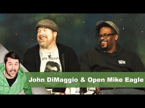 John DiMaggio & Open Mike Eagle | Getting Doug with High