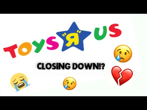Top 10 Kids Heartbreaking Reaction After Hearing Toys R Us Closing Down