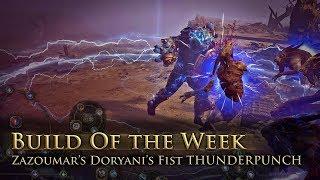 "Build of the Week S07E2: zazoumar's Doryani's Fist ""Thunderpunch"""