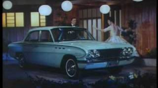 A Touch of Magic 1961 General Motors Motorama Film