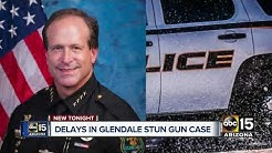 Where do Glendale police tasering cases stand?
