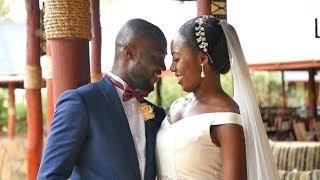 Phone Call Turns Emotional : Njeri + Mark Best International Wedding