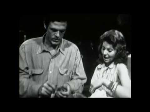 Robert Culp   Ann Wedgeworth   Journey Into Darkness   1957