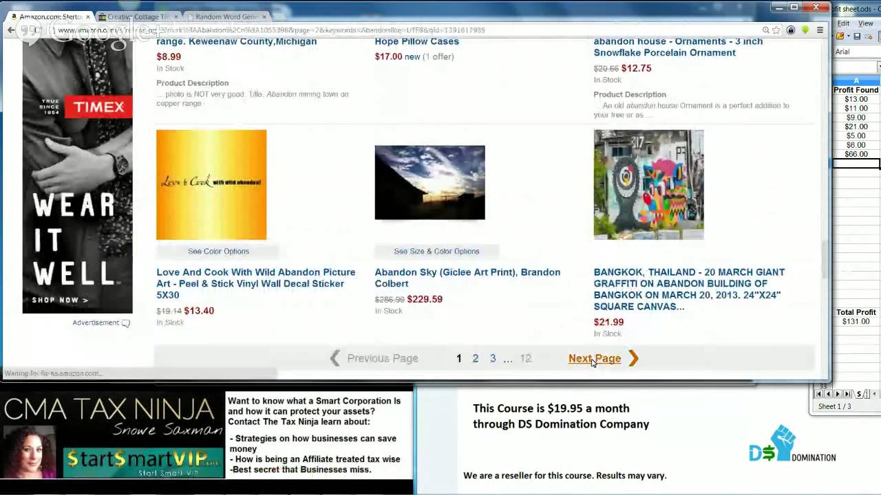 Sell On Ebay With Amazon Products Copy And Paste Show Drop Shipping Business Course Ds Domination Youtube