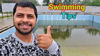 How To Learn Swimming For Beginner Tips In Hindi 2021