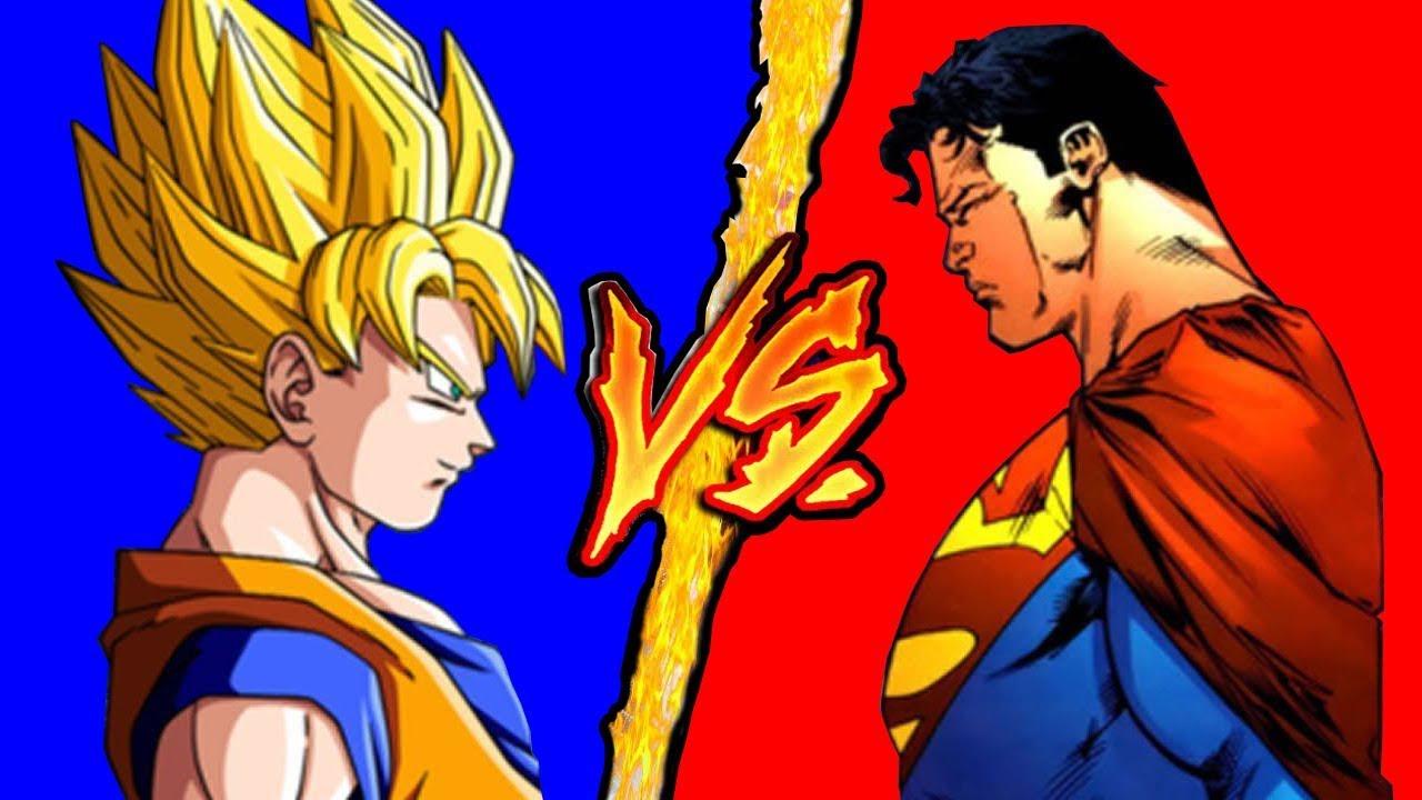 Goku VS Superman - Battaglia Rap Epica - Manuel Aski   Doovi Goku Vs Superman Science
