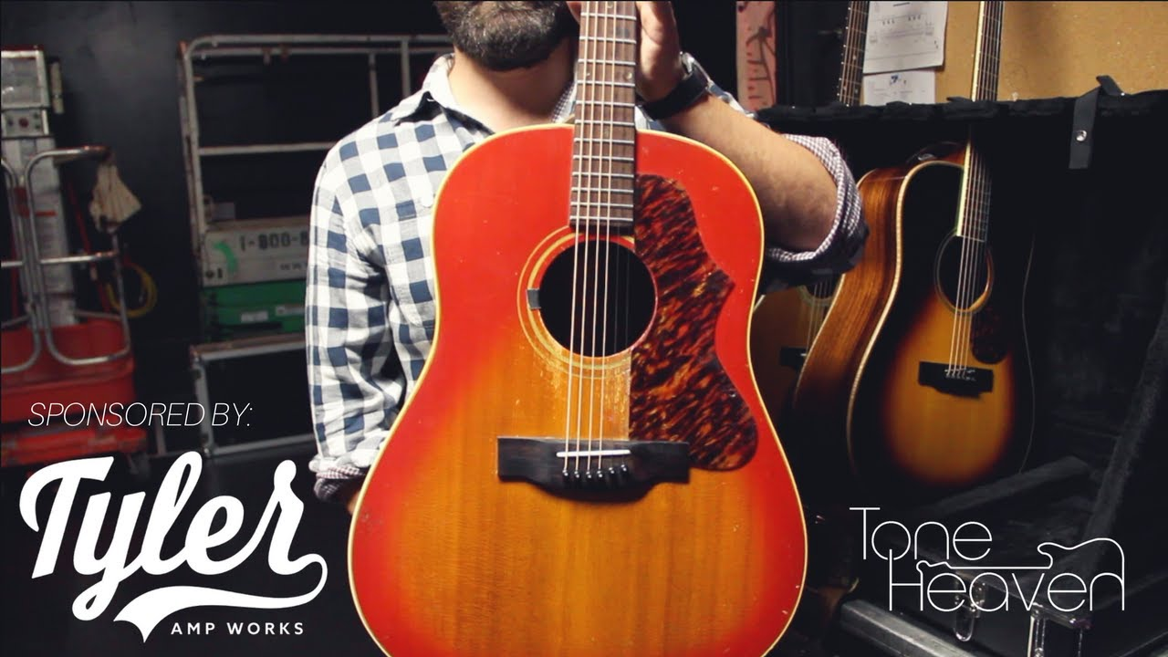 979817c72a07 Tonetalks // Drew Holcomb & The Neighbors Gear Walkthrough