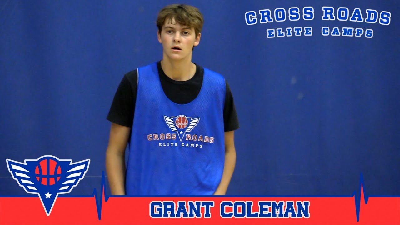 Grant Coleman Mixtape at 2017 CrossRoads Elite Invitational - Mahomet  Seymour 2020 Forward
